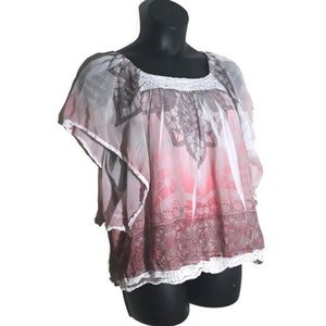 Cato Batwing top